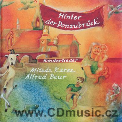 HINTER DER DONAUBRUCK - KINDERLIEDER - songs for children in German