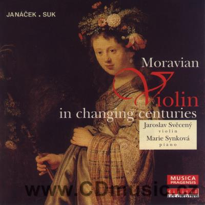 MORAVIAN VIOLIN IN CHANGING CENTURIES (JANÁČEK L. SONÁTA, ROMANCE IN E MAJOR Op.5, ALLEGRO
