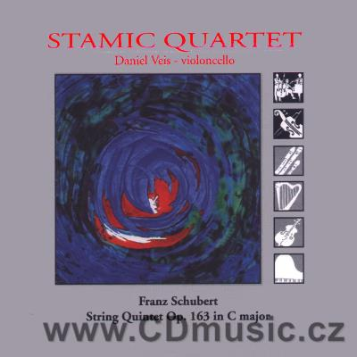 SCHUBERT F. STRING QUINTET Op.163 / D.Veis cello, Stamic Quartet