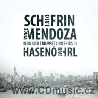 SCHIFRIN L. DELTA CONCERTO, MENDOZA V. NEW YORK STORIES / J.Hasenohrl, CNSO (CD+LP vinyl)
