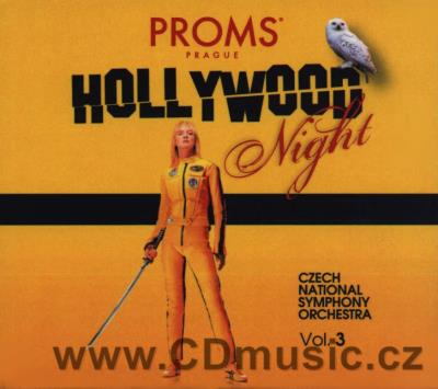 HOLLYWOOD NIGHT Vol.3 / CNSO / M.Rotta, J.S.Winston, C.Davis, S.Mercurio