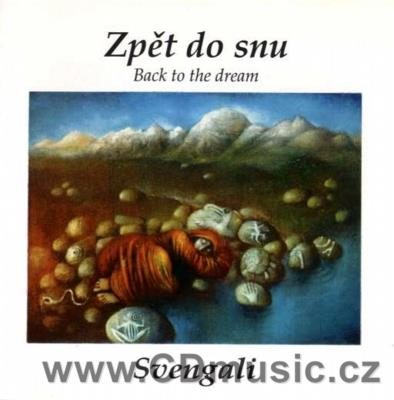 SVENGALI - BACK TO THE DREAM / R.Krampl vibes, A.Charvát basses, P.Binder guitars, M.Gera