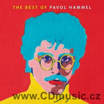 HAMMEL P. THE BEST OF / P.Hammel vocal, J.Burian, M.Buntaj, V.Pospíšil, P.Tichý (2011)