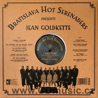 BRATISLAVA HOT SERENADERS present Jean GOLDKETTE - I Like That (LP vinyl)