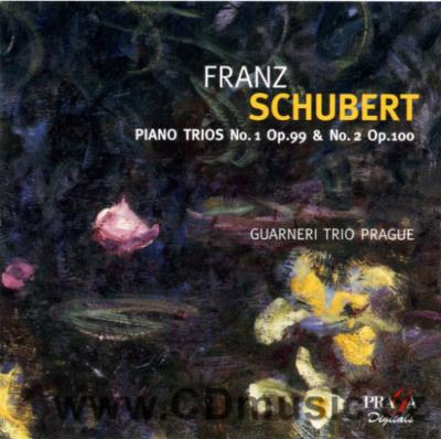 SCHUBERT F. PIANO TRIOS Nos.1+2 / Guarneri Trio Prague (SACD Hybrid)