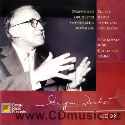 SUCHOŇ E. FANTASY AND BURLESQUE FOR VIOLIN AND ORCHESTRA Op.7, SYMPHONIC FANTASIA FOR ORGA