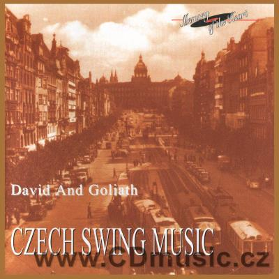 CZECH SWING MUSIC - DAVID AND GOLIATH / A.Kavka, K.Strnadová, Lišáci, R.A.Dvorský...