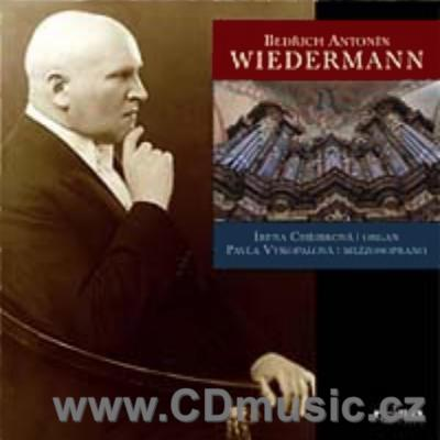 WIEDERMANN B.A. (1883-1951) ORGAN AND VOCAL WORKS / P.Vykopalová mezzo-soprano, I.Chřibkov