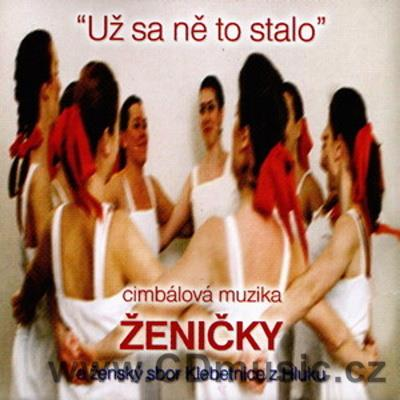 DULCIMER BAND ŽENIČKY and FEMALE CHOIR KLEBETNICE FROM HLUK - UŽ SA NĚ TO STALO