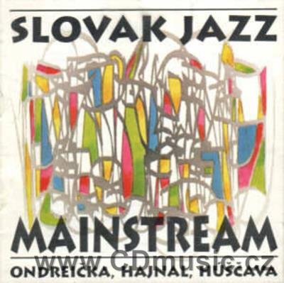 SLOVAK JAZZ MAINSTREAM / Karol Ondreička Trio (K.Ondreička guitar, J.Brisuda bass, J.Dome