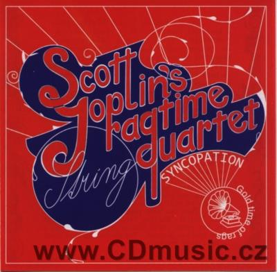 SCOTT JOPLIN'S RAGTIME STRING QUARTET - SYNCOPATION