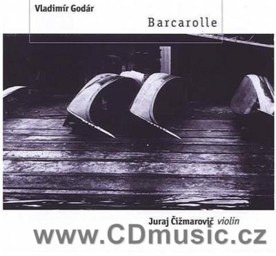 GODÁR V. MUSIC FOR VIOLIN BARCAROLLE FOR VIOLIN, SEQUENCE FOR VIOLIN AND PIANO, SUITE...