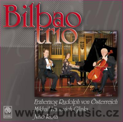 RUDOLPH VON OSTERREICH E. TRIO FOR CLARINET, CELLO AND PIANO, GLINKA M.I. TRIO PATETIQUE F