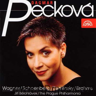 PECKOVÁ D. SINGS GEMS OF LATE ROMANTIC GERMAN MUSIC (WAGNER, SCHOENBERG, ZEMLINSKY, BRAHMS