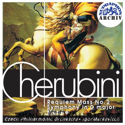 CHERUBINI L. REQUIEM MASS No.2 FOR MALE VOICES AND ORCHESTRA, SYMPHONY IN D MAJOR, MEDEE O
