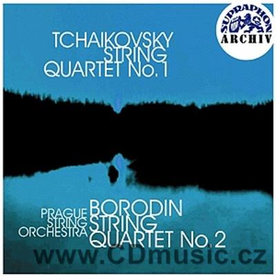 BORODIN A.P. STRING QUARTET No.2 / Prague String Q.