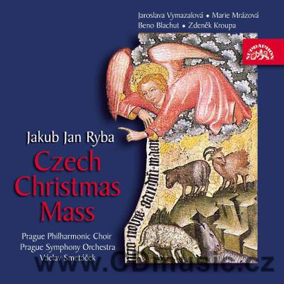 RYBA J.J. (1765-1815) CZECH CHRISTMAS MASS FOR SOLOISTS, CHOIR, ORGAN AND ORCHESTRA, MY LO