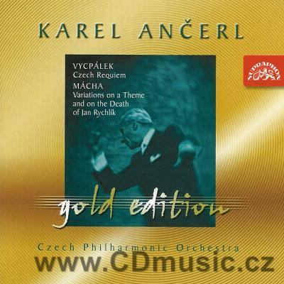 VYCPÁLEK L. CZECH REQUIEM (DEATH AND REDEMPTION), MÁCHA O. VARIATIONS ON A THEME AND ON TH