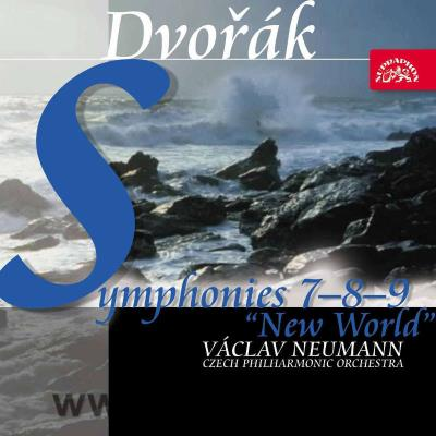 DVOŘÁK A. SYMPHONIES Nos.7,8,9 FROM THE NEW WORLD / CPO / V.Neumann