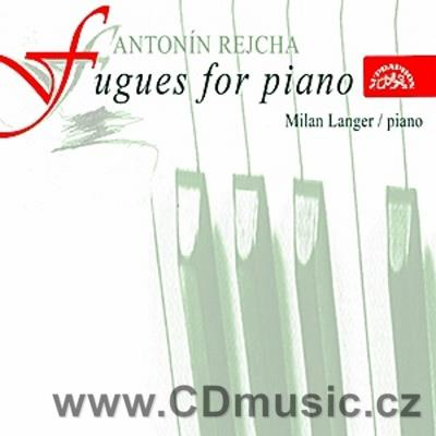 REJCHA A. (1770-1836) 36 FUGUES FOR PIANO Op.36 selection / M.Langer piano
