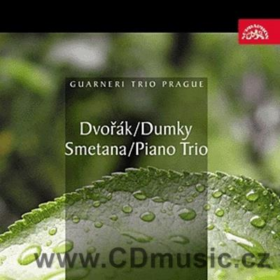 DVOŘÁK A. PIANO TRIO DUMKY No.4 Op.90, SMETANA B. PIANO TRIO Op.15 / Guarneri Trio Prague