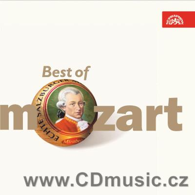 MOZART W.A. BEST OF MOZART / various Czech orchestras