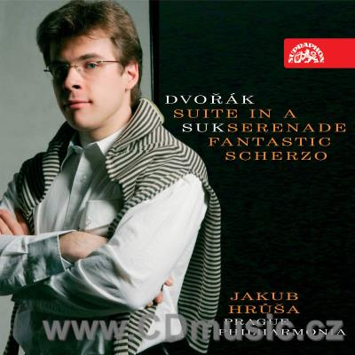 DVOŘÁK A. SUITE IN A MAJ Op.98b, SUK J. SERENADE FOR STRING ORCHESTRA IN E FLAT MAJ Op.6 /
