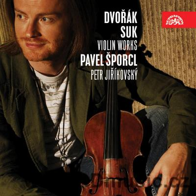 DVOŘÁK A. SONATA F MAJOR FOR VIOLIN AND PIANO Op.57, B 106, SLAVONIC DANCES, SUK J. FOUR P