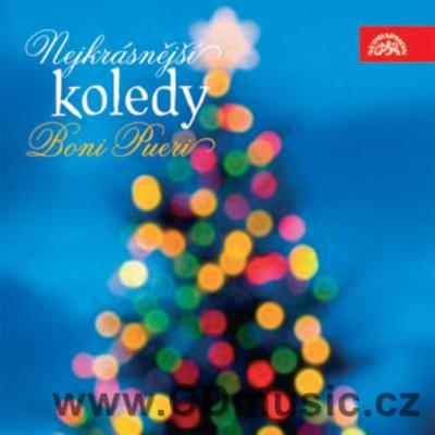 BONI PUERI - NEJKRÁSNĚJŠÍ KOLEDY / MOST FAMOUS CZECH AND MORAVIAN CHRISTMAS CAROLS
