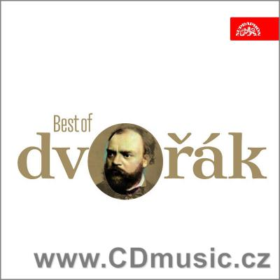 BEST OF DVOŘÁK / various Czech soloists and orchestras
