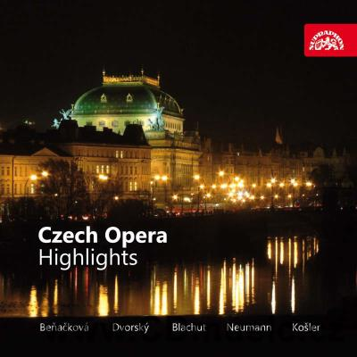 CZECH OPERA HIGHLIGHTS (THE BARTERED BRIDE, RUSALKA, THE BRANDERBURGS IN BOHEMIA...)