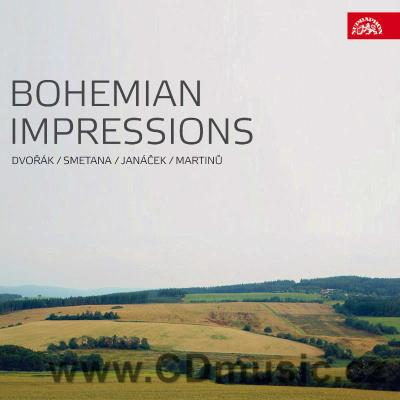 BOHEMIAN IMPRESSIONS - MUSIC INSPIRED BY THE CZECH LANDSCAPE