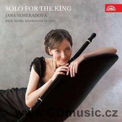 SOLO FOR THE KING (BACH J.S., KIRNBERGER J.P., QUANTZ J.J., BACH C.P.E., BENDA F.) / J.Sem