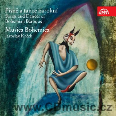 MUSICA BOHEMICA - SONGS AND DANCES OF BOHEMIAN BAROQUE / J.Krček