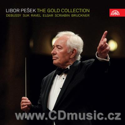 PEŠEK L. - THE GOLD COLLECTION (DEBUSSY C., SUK J., RAVEL M., ELGAR E., SCRIABIN A. ...)