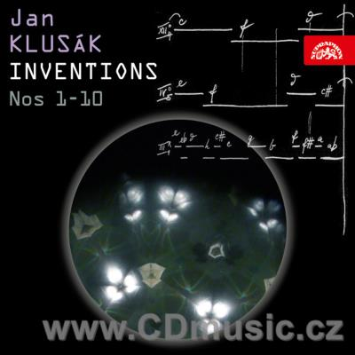 KLUSÁK J. INVENTIONS Nos.1-10, PERISHED HAPPINES - SYMPHONIC POEM FOR ORCHESTRA / Czech Ha