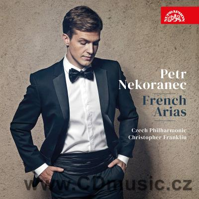 NEKORANEC P. FRENCH ARIAS / P.Nekoranec tenor / CPO / C.Franklin
