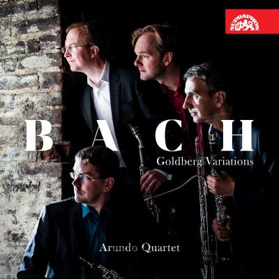 BACH J.S. GOLDBERG VARIATIONS BWV 988, SUITE No.1 / Arundo Quartet