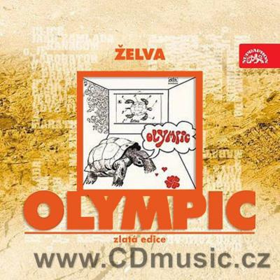 OLYMPIC - (1) ŽELVA (1968) + 7x BONUS (remastered edition 2004)