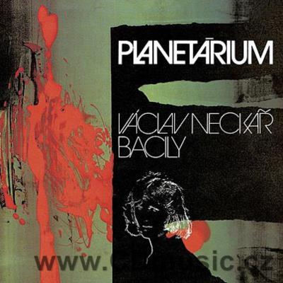 NECKÁŘ V. + BACILY - PLANETÁRIUM (2CD+DVD version)