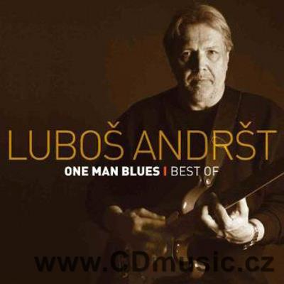 ANDRŠT L. ONE MAN BLUES - BEST OF (1994-2007)