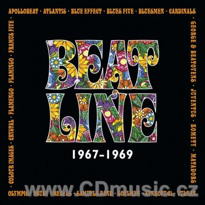 BEAT LINE 1967-1969 - ORIGINAL REMASTERED RECORDINGS FROM SUPRAPHON ARCHIVES