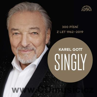 GOTT K. SINGLY 1962-2019 (15CD)