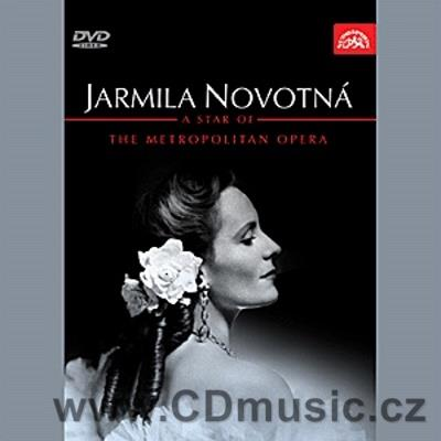 Novotná J. A Star Of The Metropolitan Opera Subtitles: English, Czech, German, French Regi