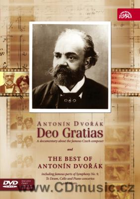 Dvořák A. Deo Gratias A documentary about the famous Czech composer.