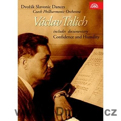 Dvořák A. Slavonic Dances, CONFIDENCE AND HUMILITY Documentary film / CPO / V.Talich