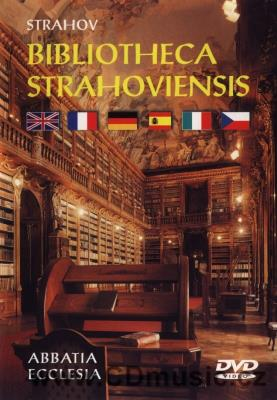 Strahov - Bibliotheca Strahoviensis - Abbatia Ecclesia Language version: English, French,