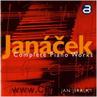 JANÁČEK L. CHAMBER WORKS (CAPRICCIO, CONCERTINO, ZDENKA VARIATIONS, IN THE MISTS...)