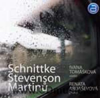 SCHNITTKE A. SUITE IN THE OLD STYLE FOR VIOLIN AND PIANO, STEVENSON R. THREE GROUNDS...
