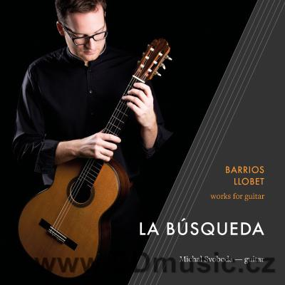 BARRIOS A. (1885-1944), LLOBET M. (1878-1938) WORKS FOR GUITAR / M.Svoboda guitar
